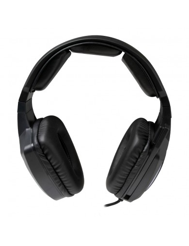 HEADSET MAGMA USB 2 CANALES...